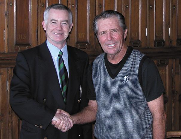Gary Player, 2005