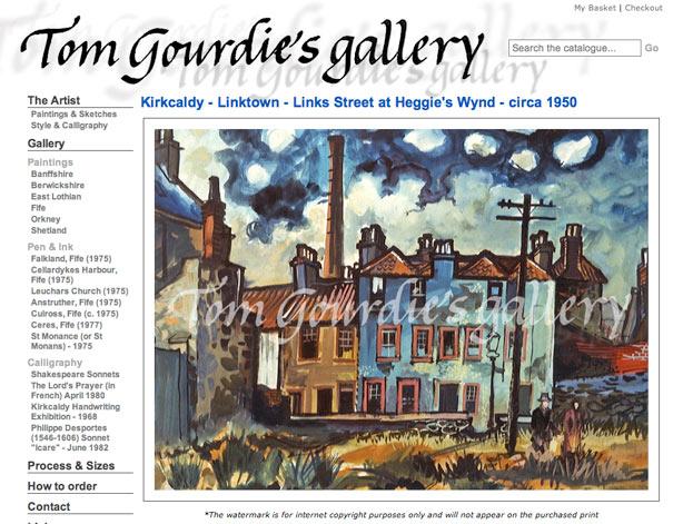 www.tom-gourdiesgallery.co.uk